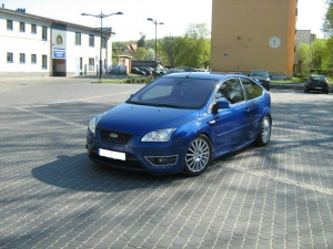 Ford Focus ST 2.5 turbo